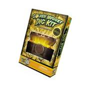 Dig for Gold Science Kit - Dig Up Real Pyrite Nuggets