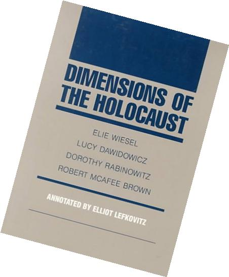 Dimensions of the Holocaust