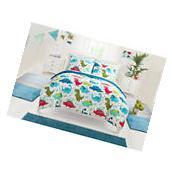 Mainstays KIDS Dino Roar Bed In A Bag Bedding Set BOYS