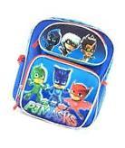 "Disney PJ Masks Backpack 16"" Boys Book School Backpack New"