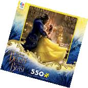 Disney Beauty and the Beast - Dancing - 550 Piece Jigsaw
