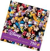 Ceaco The Disney Collection - Vinylmation Puzzle  Free