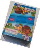 NEW Disney Doc McStuffins Chocolate Egg Toy Surprise 6 Count