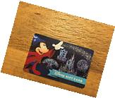 Disney Gift Card - No Value