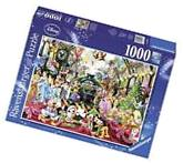 RAVENSBURGER DISNEY JIGSAW PUZZLE ALL ABOARD FOR CHRISTMAS!