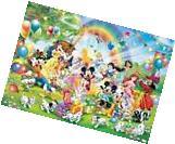 RAVENSBURGER DISNEY JIGSAW PUZZLE MICKEY'S BIRTHDAY 1000 PCS