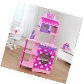 KidKraft Disney Jr. Minnie Mouse Toddler Kitchen, Pink
