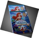 Disney The Little Mermaid  New Factory Sealed