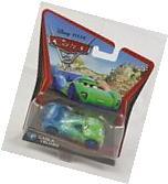 Disney Pixar Cars 2 Carla Veloso # 8 Mattel 2010, Fast