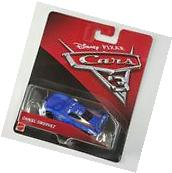 Disney Pixar Cars 3 Daniel Swervez #19 New Octane Gain