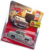Disney Pixar Cars Michael Sparkber Rust-eze Racing Mattel