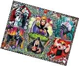 RAVENSBURGER DISNEY VILLAINS JIGSAW PUZZLE WICKED WOMEN 1000