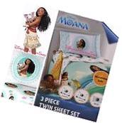 Original Top Quality Disney Moana Wave Sheet Set Twin 3
