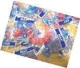 20 pairs DISPOSABLE EAR PLUG CORDED HOWARD LEIGHT MAX