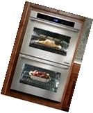 "DACOR Distinctive DTO230S 30"" Double Electric Wall Oven"