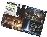 DLC Exclusive downloadable content Game Code Card Microsoft