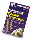 Dog Puppy Canine Dewormer Safe Guard 8in1 for Medium Dogs 4-