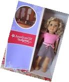 American Girl Doll JLY Truly Me #56 NIB Curly BLOND Hair