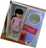 NEW American Girl Doll Truly Me Light Skin Black Brown Hair