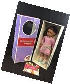 American Girl Doll Truly Me: Medium Skin, Curly Dark Brown
