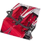 Baby Jogger Double Stoller Belly Bar - City Mini Double or