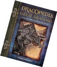 Dracopedia The Great Dragons: An Artist's Field Guide