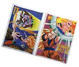 Dragon Ball Z Goku Saiyan Trunks Buu Frieza Anime Set of 2
