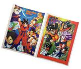 Dragon Ball Z Goku Vegeta Trunks Gohan Goten Anime Set of 2