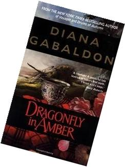 Dragonfly in Amber 1st  edition Text Only