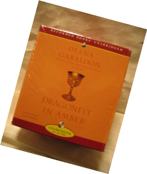 Dragonfly in Amber by Diana Gabaldon Unabridged CD Audiobook