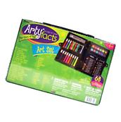 Drawing Art Set for Kids Crafts Kit Children Gift Darice 68