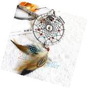 Dream Catcher Feathers Core Bead Dreamcatcher Wall Car
