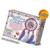 Dream Catcher Art Kit for Girls and Kids Sparkling Classic
