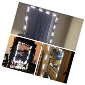 5FT Dressing Mirror Lighted Cosmetic Makeup Vanity LED light
