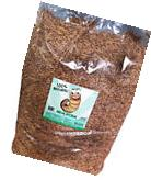 11 Lbs 100% Natural Dried Mealworms - Feed for Chickens,
