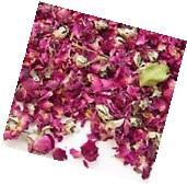 DRIED ROSE BUDS & PETALS -8 CUPS - Tea Potpourri Soap