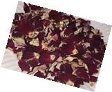 Dried Rose Petals 50 Grams / 4 Cups Minimal Petals Per Bag