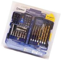 Kobalt 55 PC Drill and Drive Set, Speed Fit Professional