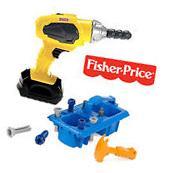 Drillin' Action Tool Set Developmental Kids Pretend Play