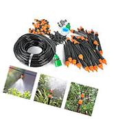 Drip Irrigation Kit Pipe Spray System Flower Bed Patio