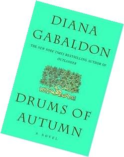 Drums of Autumn  1st  edition Text Only