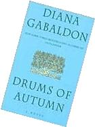 Drums of Autumn Reissue edition