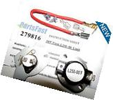 3977393 3390291 Dryer Thermal Cut Out Kit and Fuse for