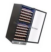 116 Bottle Capacity Dual Zone Compressor Touch Control
