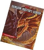 Dungeons & Dragons: 5th Edition: Dungeon Master's Screen