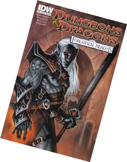 Dungeons & Dragons Forgotten Realms No 4 Cover B