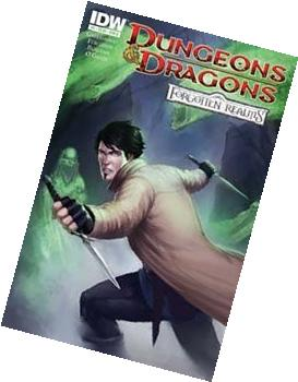 Dungeons & Dragons: Forgotten Realms #5 Main Covers