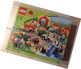 LEGO DUPLO 6157 Big Zoo Building Set 147 Pieces New in