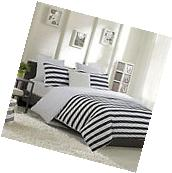 3 piece Duvet Cover set for Comforter and Pillow Shams Queen