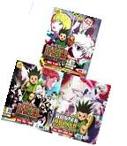 DVD Anime HUNTER X HUNTER Complete Season 2  Vol.1-148 End